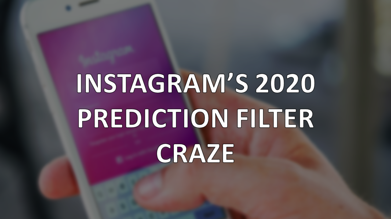 InstagramPredictionFilterCraze