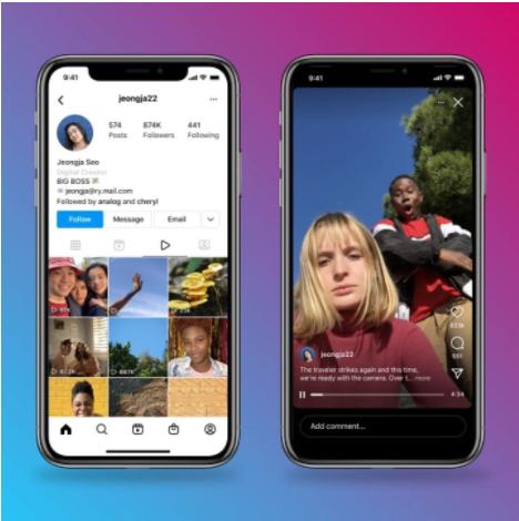 Instagram is getting rid of IGTV (sort of…)