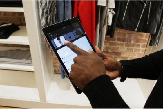 Livestream Shopping & Virtual Styling